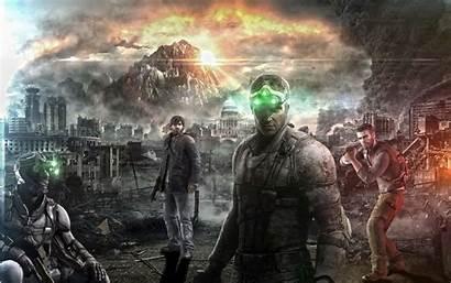 Splinter Cell Blacklist Wallpapers Tom Clancy Agent