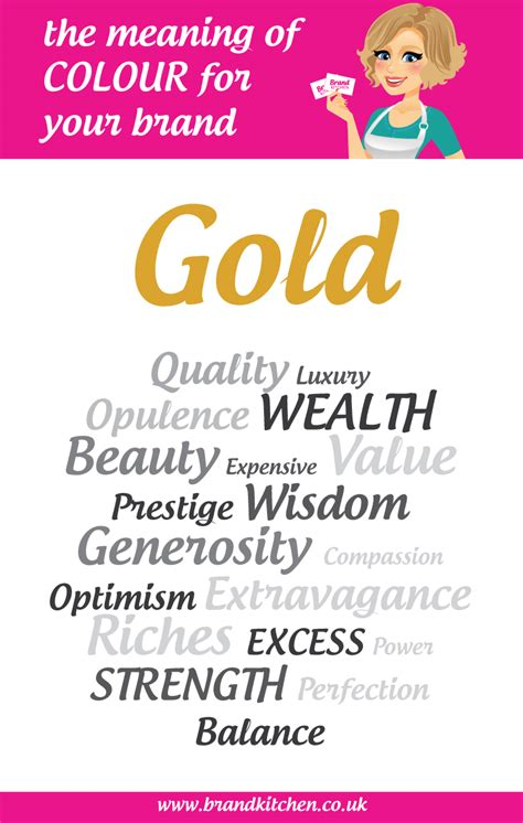 meaning of the color gold the meaning of the colour gold for your brand brand kitchen