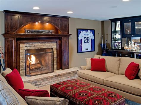 Small Media Room Ideas Pictures, Options, Tips & Advice