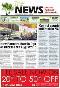 The News North Canterbury 12-02-15 by Local Newspapers - Issuu