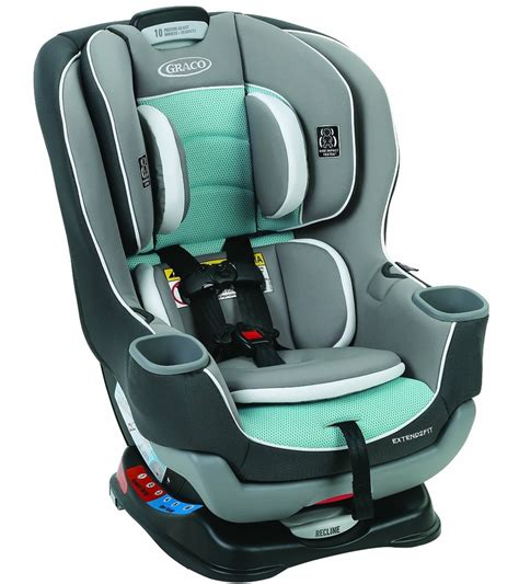 graco convertible graco extend2fit convertible car seat spire