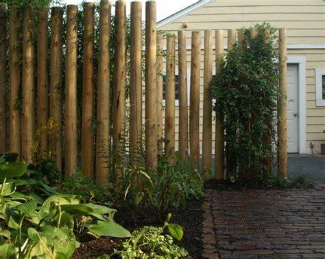 brise vue bambou et cl 244 ture pour plus d intimit 233 dans le jardin