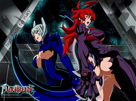 Witchblade Anime Wallpaper - witchblade witchblade anime witchblade