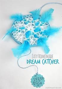 Easy Homemade Dream Catchers