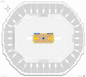 Oakland Oracle Seating Chart Golden State Warriors Seating Guide Oracle Arena