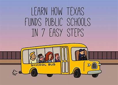 Texas Schools Steps Learn Funds Easy Title