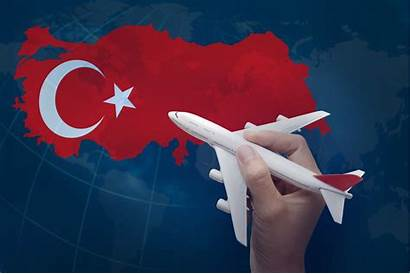 Turkish Airlines Sky Flight Crescent Star Draws