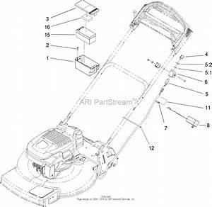 Toro 20014  22 U0026quot  Recycler Lawnmower  2003  Sn 230000001