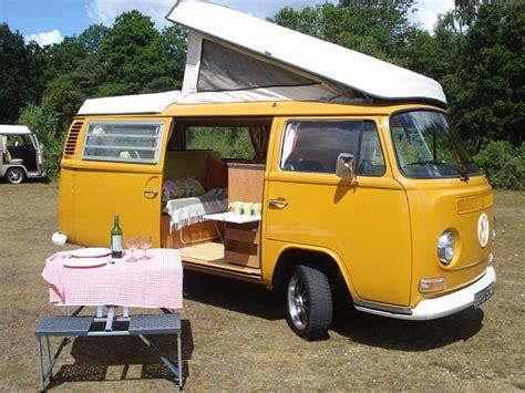 volkswagen brings   camper van  fire car firm