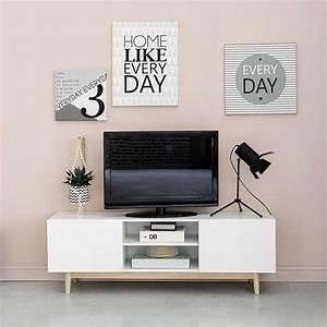 Fernseher 150 Cm : die 25 besten ideen zu tv wand lowboard auf pinterest mauer mit fernseher tv wand holz und ~ Indierocktalk.com Haus und Dekorationen