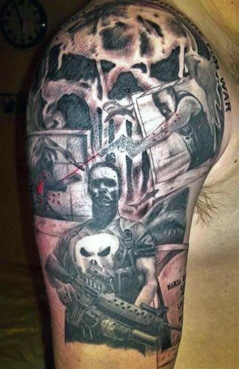 gun tattoos  men explosive bullet design ideas