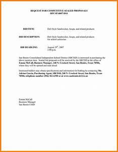 bid proposal letter exchange administrator cover letter With daycare business proposal letter