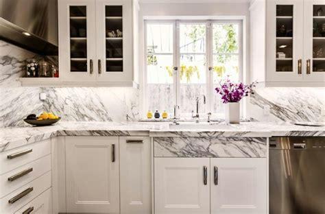 plan de travail cuisine en marbre plan de travail en marbre pour une cuisine indémodable