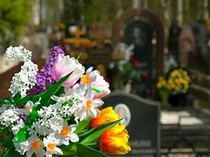 grave site floral arrangements thriftyfun