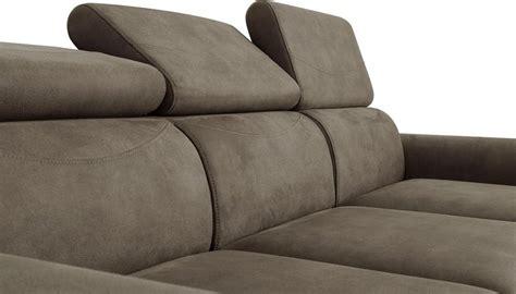 Ecksofa Mit Verstellbarer Sitzfläche by Andas Ecksofa 187 Moira 171 Mit 3 Verstellbaren Kopfst 252 Tzen