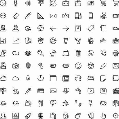 Icon Pack Icons Transparent Library Flat Cosmo