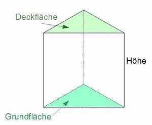 Fünfeck Berechnen : prisma berechnen erkl rung im lernvideo ~ Themetempest.com Abrechnung
