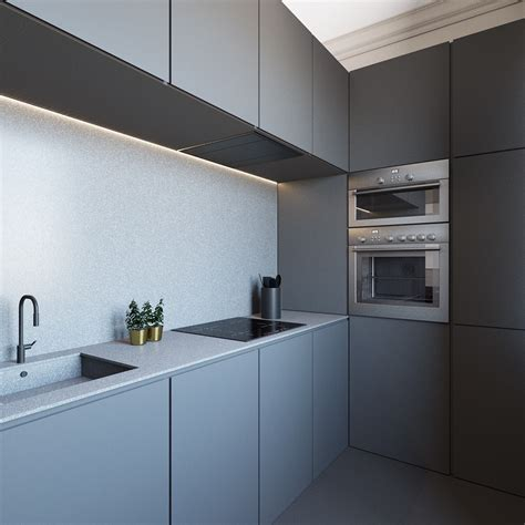 Design Of Small Kitchen by 600 Square Apartment Design With Wonderful Maximalist