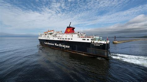 Ferry Boat Glasgow by Voyager En 201 Cosse En Ferry Visitscotland