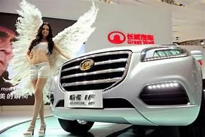 4x4 Chinois : automobile great wall motor l 39 expert chinois des 4x4 urbains ~ Gottalentnigeria.com Avis de Voitures