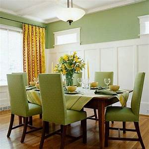 green dining room colors accent actual home actual home With green dining room color ideas