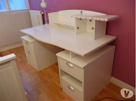 bureau pin blanc bureau gautier gautier hoogslaper bureau dimix wit grijs