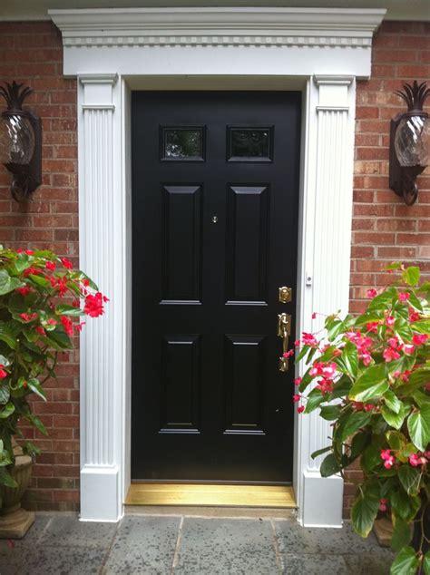 Best 25+ Front Door Trims Ideas On Pinterest  Exterior