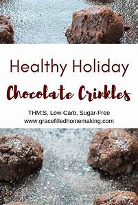 These chocolate crinkles are a holiday classic made ...