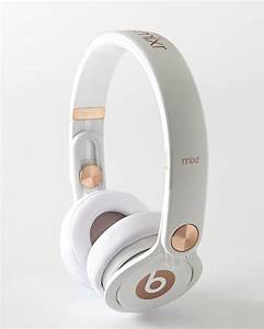 For the Luxist: Rose Gold Beats by Dre... — Franki Durbin  Beats