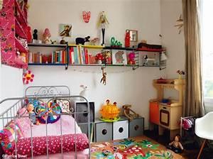 Chambre Fille Petit Espace : decoration chambre fille montessori ~ Premium-room.com Idées de Décoration