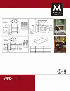 Download Majestic Appliances Indoor Fireplace Cl  R36