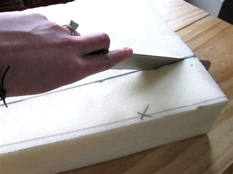 espuma soft para sofa diy project genevieve s platform sofa design sponge