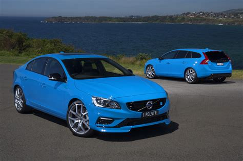 Volvo Car : 2015 Volvo S60 And V60 Polestar Pricing And Specifications