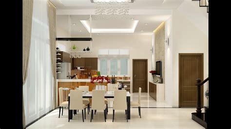Dining Room Interior Design Youtube