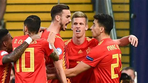 View the latest premier league tables, form guides and season archives, on the official website of the premier league. Spain U21 2-1 Germany U21: La Roja are champions of Europe