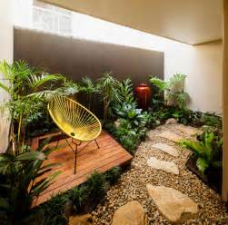 House Balcony Designs by Fortitude Valley Internal Apartment Courtyard Tropical