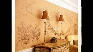 28 decorative paint for walls interior With decorative painting ideas for walls