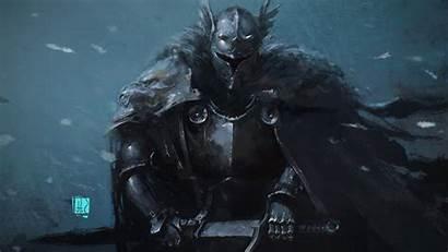 Knight Fantasy Armor Sword Wallpapers Desktop Background