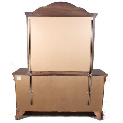 mirror supports add stability  safety   dresser