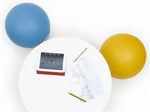 Sitzball Als Bürostuhl : humanscale ballo b10uw sitzball b rostuhl ~ Whattoseeinmadrid.com Haus und Dekorationen