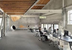San Francisco Office - Transformed Warehouse - MyeOffice