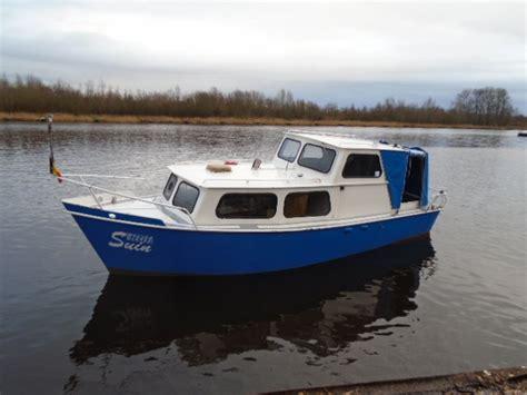 Verhoef Kruiser 11 Meter by Hoekstra Kruiser 7 5 Meter 40 Pk Bmc Dieselmotor