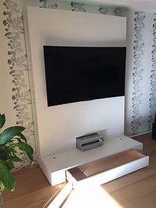 Tv Wand Design : verrijdbaar tv wand slinkart design ~ Sanjose-hotels-ca.com Haus und Dekorationen