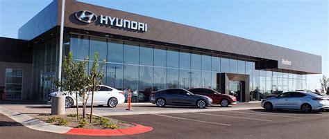 Rodeo Hyundai West Phoenix Hyundai Dealer In Surprise, Az