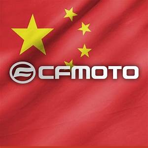 Quadzillaquads, Admin, Inside, The, Cfmoto, Factory, Behind, The, Bamboo, Curtaincfmoto, Is, One, Of, The