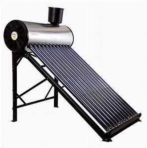 Kwikot Solar Geyser Installation Diagram