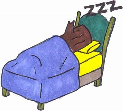 Metaphor Clipart Clip Log Sleeping Cartoon Metaphors