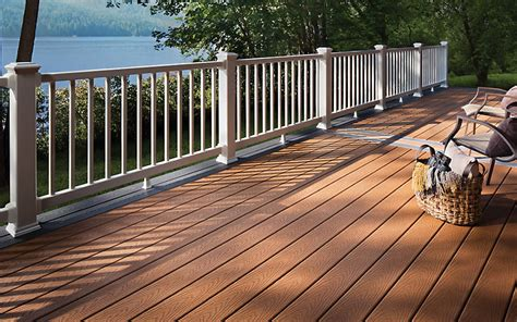 photo gallery featuring trex deck designs  ideas