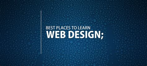 learn web design best places to learn web design mooxidesign