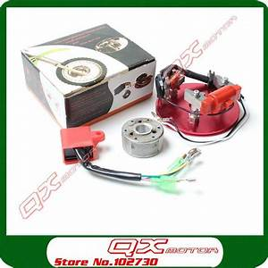 High Performance Racing Magneto Coil Stator For 50 70 90